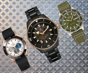 5 powerful timepieces for adventure seekers