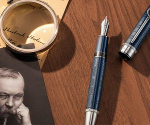 The new exclusive Montblanc Writers Edition