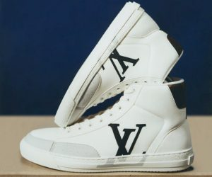 Louis Vuitton releases the Charlie Sneaker