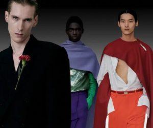 Menswear Haute Couture moment