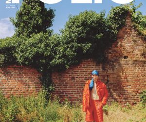 Introducing: Jun Young is our cover star for August 2021 Superheroes issue