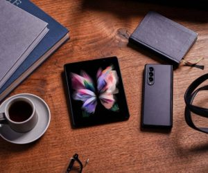 The refined and defined Samsung Galaxy Z Fold 3