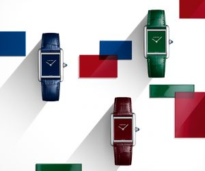 Introducing Cartier's iconic Tank Must collection