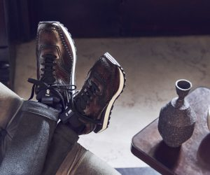 Berluti's new sneakers make you fly