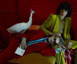 Gucci Aria campaign brings seduction back