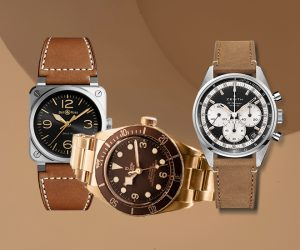 5 watches that never go wrong