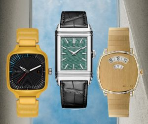 6 rule-breaking angular timepieces