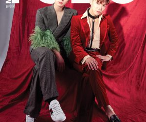 On The Cover: 2PM's JUN. K and CHANSUNG are back!