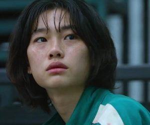Jung Ho-yeon made her acting debut in Netflix's Squid Game